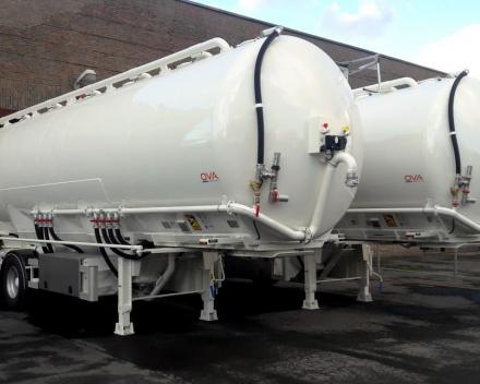 2-assige bulkopleggers 6 C - 43 m³