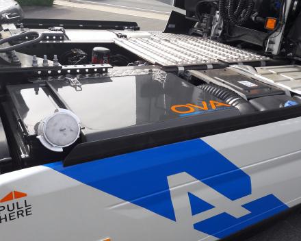 Montage compressor en vacuum installatie