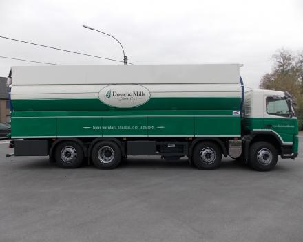Camion citerne à farine   - Belgique