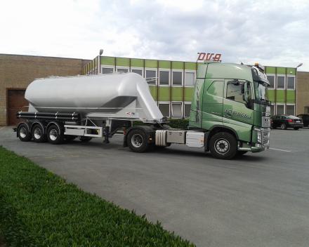 recuperation bulk tanker