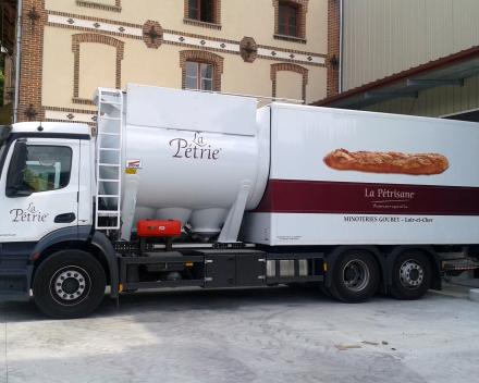 Citerne à farine - France