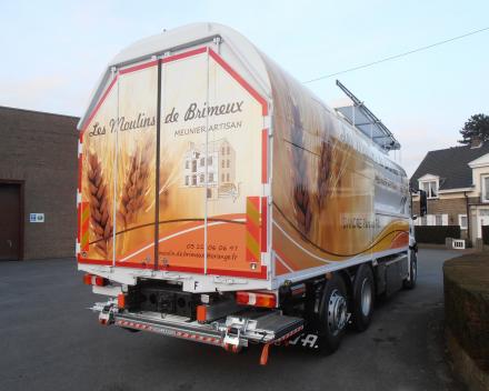 flour tanker